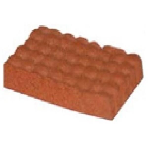 Красный силикон листовой (dim 1300x800 sp. 10 mm) - Швейное оборудование (арт.106.02.03)