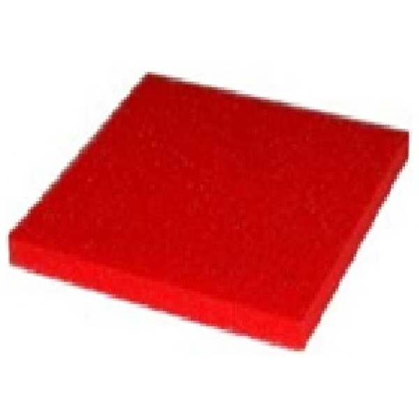 Розовая силиконовая пенка толщ. 10 мм - Швейное оборудование (арт.106.03.01)