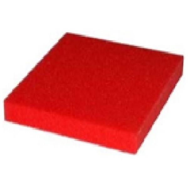 Розовая силиконовая пенка толщ. 15 мм - Швейное оборудование (арт.106.03.01/1)