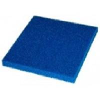 Светло голубая силиконовая пенка толщ. 7 мм