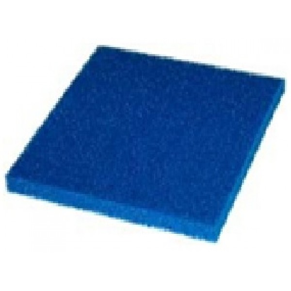 Светло голубая силиконовая пенка толщ. 7 мм - Швейное оборудование (арт.106.04.02)