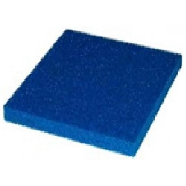 Светло голубая силиконовая пенка толщ. 10 мм - Швейное оборудование (арт.106.04.03)