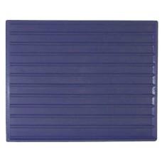 SIR - Голубой силиконовый коврик под утюг - Швейное оборудование (арт.SIR)