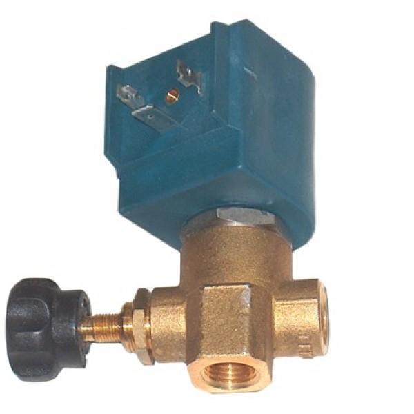 """SSV/4 - 1/4"""" Электро паровой клапан с регулировкой - Швейное оборудование (арт.SSV/4 - 1/4)"""