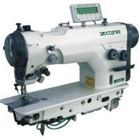 Zoje ZJ2290SR Одноигольная швейная машина зигзагообразной строчки, высокоскоростная ротационного типа с электронным управлением