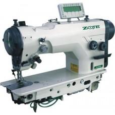 Zoje ZJ2290SR Одноигольная швейная машина зигзагообразной строчки, высокоскоростная ротационного типа с электронным управлением - Швейное оборудование (арт.ZJ2290SR)