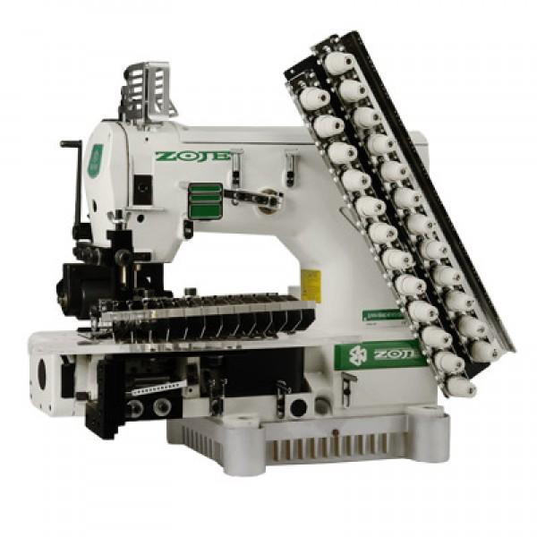 Zoje zj-1414-100-403-601-613-12064 Двенадцатиигольная машина с цилиндрической платформой - Швейное оборудование (арт.ZJ1414-100-403-601-613-12064)