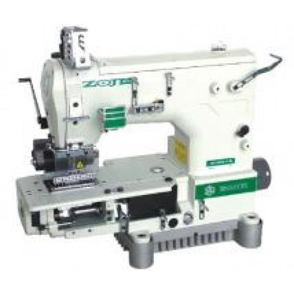 ZOJE ZJ-1414-100-403-601-615-12064 Двенадцатиигольная машина с цилиндрической платформой - Швейное оборудование (арт.ZJ1414-100-403-601-615-12064)