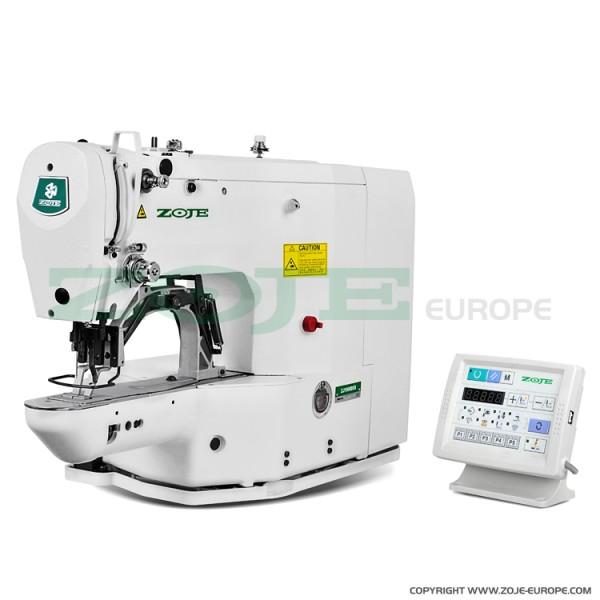 ZOJE ZJ1900DSS Электронный  закрепочный полуавтомат - Швейное оборудование (арт.ZJ1900DSS)