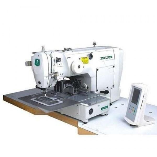 ZOJE ZJ5770 – 3020  Автоматическая швейная машина предназначена для выполнения программируемых строчек различных типов - Швейное оборудование (арт.ZOJE ZJ5770 – 3020)
