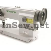 Промышленная швейная машина Zoje ZJ 0628 для тяжелых материалов с тройным продвижением материала