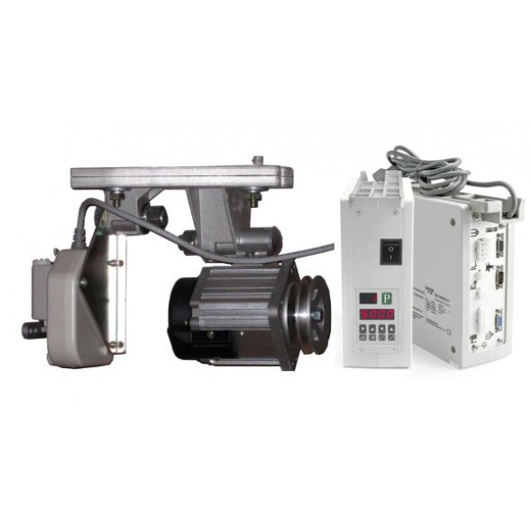 Энергосберегающие моторы ZJ750 (750 Вт) c внутренним позиционером - Электродвигатели (арт.ZJ750 a)