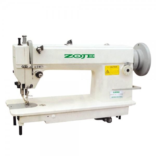 Промышленная швейная машина Zoje ZJ 0302 с верхним и нижним продвижением материала - Швейное оборудование (арт.ZJ 0302)