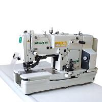 ZOJE ZJ-781 Одноигольный петельный полуавтомат челночного стежка