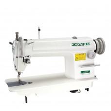 Одноигольная промышленная швейная машина ZOJE ZJ 8500 H челночного стежка для тяжелых материалов