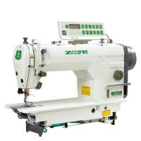 Одноигольная машина ZOJE ZJ 9800 A-D3B/PF челночного стежка с автоматикой