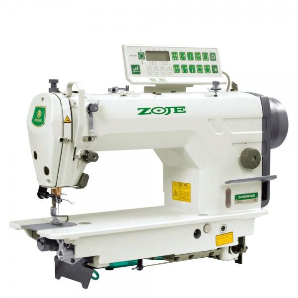 Одноигольная машина ZOJE ZJ 9800 A-D3B/PF челночного стежка с автоматикой - Швейное оборудование (арт.ZJ 9800 A-D3B/PF)